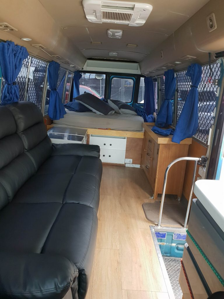 Custom Campervans and Motorhomes Gold Coast | Red Dog